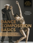 Dance Composition Basics-2nd Edition - Book