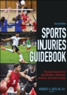 Sports Injuries Guidebook - Book