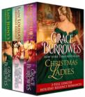 Christmas Ladies : 3 Full-Length Holiday Regencies - eBook