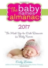 2017 Baby Names Almanac - Book