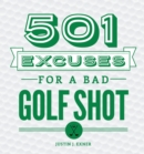 501 Excuses for a Bad Golf Shot - Book