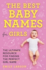 Best Baby Names for Girls - Book
