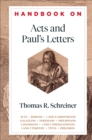 Handbook on Acts and Paul's Letters (Handbooks on the New Testament) - eBook