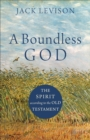 A Boundless God : The Spirit according to the Old Testament - eBook