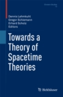 Towards a Theory of Spacetime Theories - eBook