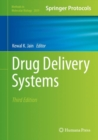 Drug Delivery Systems - Book