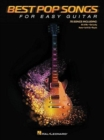Best Pop Songs for Easy Guitar - Book