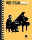 Oscar Peterson : Omnibook - Piano Transcriptions - Book