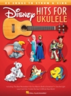 Disney Hits For Ukulele - Book