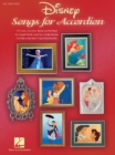 Disney Songs for Accordion : 3rd Edition - Book