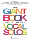 The Giant Book Of Children's Vocal Solos - Book
