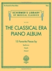 The Classical Era Piano Album - Book