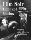 Film Noir Light and Shadow - Book
