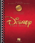 The Disney Fake Book - 4th Edition : Pvg, Keyboard and All C Instruments - Book