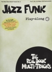 Real Book Multi-Tracks Volume 5 : Jazz Funk Play-Along - Book