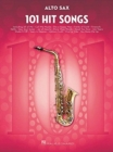 101 Hit Songs For Alto Saxophone - Book