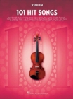 101 Hit Songs For Violin - Book