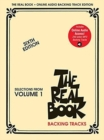 The Real Book : Selections From Volume 1 - Play-Along Audio Tracks - Book