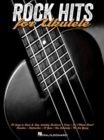 Rock Hits For Ukulele - Book