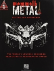 Mammoth Metal Guitar Tab Anthology : The World's Loudest Songbook Featuring 45 Headbanging Songs - Book