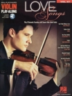 Love Songs : Violin Play-Along Volume 67 - Book