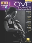 Love Songs : Cello Play-Along Volume 7 - Book
