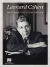 Leonard Cohen : Sheet Music Collection (1967-2016) - Book