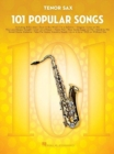 101 Popular Songs - Tenor Saxophone - Book