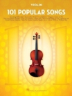 101 Popular Songs - Violin - Book