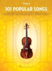 101 Popular Songs - Viola - Book
