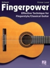 Chad Johnson : Fingerpower Primer Level (Classical Guitar) - Book