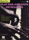 Henry Brewer : How To Play R&B Soul Keyboards - Book