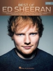 Best Of Ed Sheeran (Updated Edition) Easy Piano Book - Book