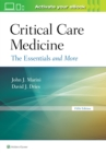 Critical Care Medicine : The Essentials and More - Book