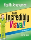 Health Assessment Made Incredibly Visual - Book