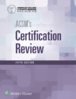 ACSM's Certification Review - Book