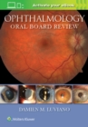 Ophthalmology Oral Board Review - Book