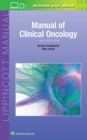 Manual of Clinical Oncology - Book