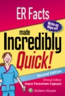ER Facts Made Incredibly Quick - Book