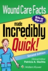 Wound Care Facts Made Incredibly Quick - Book