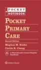 Pocket Primary Care - Book