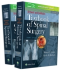 Bridwell and DeWald's Textbook of Spinal Surgery - Book