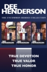 The Uncommon Heroes Collection: True Devotion / True Valor / True Honor - eBook