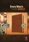NLT Every Man's Bible, Deluxe Messenger Edition - Book