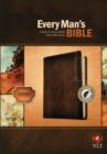 NLT Every Man's Bible, Deluxe Explorer Edition - Book