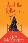 And the Killer Is . . . - eBook