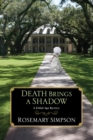 Death Brings a Shadow - Book