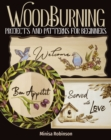 Woodburning Projects and Patterns for Beginners - Book