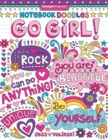 Notebook Doodles Go Girl! - Book