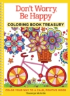 Don't Worry, Be Happy Coloring Book Treasury - Book